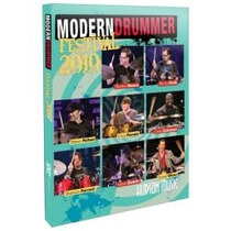 Modern Drummer Festival 2010 [dvd Duplo] Importado - Digipac
