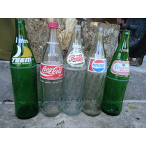 Garrafas De Refrigerante 1 Litro Coca, Pepsi, Teen Tds R$ 25