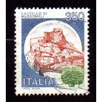 Itália 1980 Castelo Mussomeli * Caltanissetta * 350 L