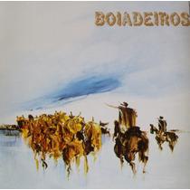 Lp Boiadeiros (coletânea) Só Feras Da Musica Raiz