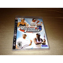 Virtua Tennis 3 Lacrado