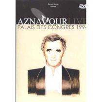 Charles Aznavour: Live Au Palais Des Congrès Dvd