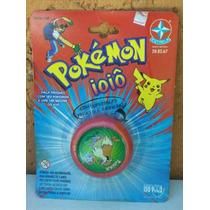 Brinquedo Antigo Estrela Io Io Do Pokemon Pidgey Anos 90