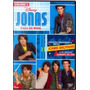Dvd Original Jonas - A 1ª Temporada Vol. 01 E 02