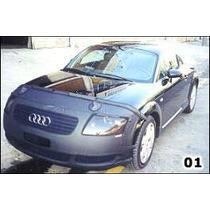 Capa Protetora Frontal Para Para Choq Automoveis. Linha Audi