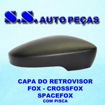 Capa Retrovisor Espelho Fox Spacefox Crossfox Original
