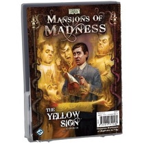 The Yellow Sign - Expansão Jogo Mansions Of Madness - Ffg