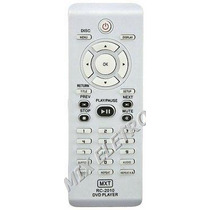 Controle Remoto Dvd Player Philips Dvp-3020 / 3040 4050 /