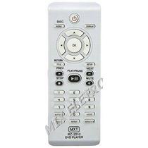 Controle Remoto Dvd Player Philips Dvp-3020 / 3040 4050 /