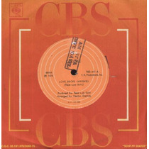Celly Bee Compacto Vinil Love Drops 1979