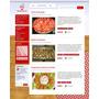 produto Site De Receitas 1.0 Em Php E Mysql -  Receitas Online!!!