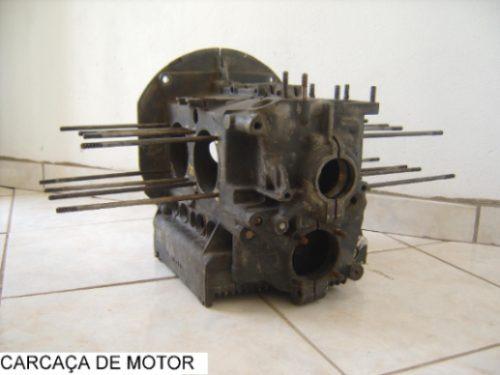 Motor Cambio 1600 Kombi Injetado /carburado/flex/ Bloco