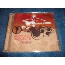 Cd - Emmerson Nogueira Canta Beatles