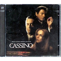 Cd Duplo: Cassino - Trilha Sonora Original Do Filme -lacrado