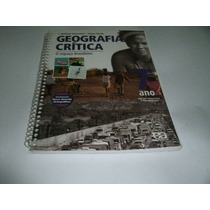 Livro Geografia Critica 7 Ano J.willian Vesentini Ref,199