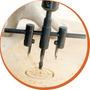 Furador Ajustável Circular P/ Furos De 30 A 120mm - Stamaco