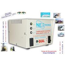 Carregador De Bateria 5 Amperes 12 Volts Dual (aut./man.)
