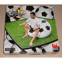 Poltrona Inflável Bola De Futebol - Bestway