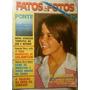 Revista Fatos E Fotos N°657 - 25 De Março 1974.