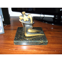 Estátua Bronze Assinada Margarita Farré