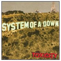 Cd System Of A Down Toxicity [eua] Novo Lacrado