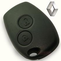 Capa Chave Telecomando Control Alarme Renault Sandero Logan