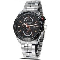 Relógio Importado Curren - Entrega Imediata - No Brasil