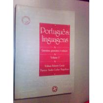 Livro Português Linguagens - Volume 1