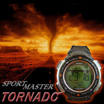 Relógio Tornado Spormaster Velcron
