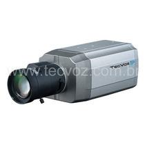 Tecvoz Ip Day Night Ccd Sony Super Had Ii 1/3 600tvl S/lente