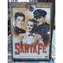Santa Fe Western Errol Flynn Dvd Original Excelente Estado
