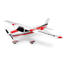Maxximus Hobby Cessna Fuselagem Asas Links Trem Pouso Hélice