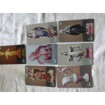 Série Museu De Arte Sacra Bn (7 Cartões) Telegoias