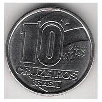 Moedas Antigas Nacionais(1954 A 1994)- R$ 5 Cada Uma.