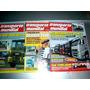 Revista Transporte Mundial Caminhão Truck Carga Scania Iveco