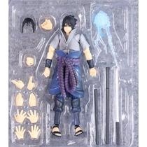 Boneco Uchiha Sasuke Articulado Naruto Shippuden