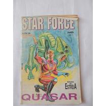 Revista Star Force - Estéia - Nº 1 - Ed. Sampa (b 93)