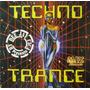 Dee Jay Cica Presents Lp Tedhno Trance Mix Records