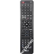 Controle Remoto Para Home Theater Com Dvd Lg Mds-712 S/c/v/w