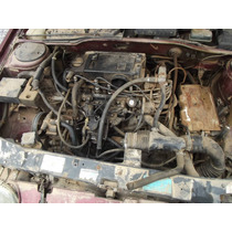 Montande De Roda (manga De Eixo) Do Peugeot 405 Lado Esquerd