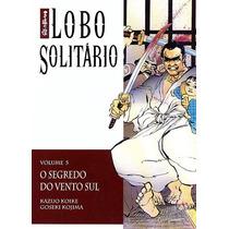 Mangá - Lobo Solitário Nº 05 Panini