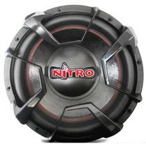 Alto Falante Subwoofer Spyder Nitro G4 700w 12 Pol 2+2