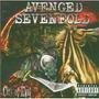 Cd Avenged Sevenfold City Of Evil [eua] Novo Lacrado