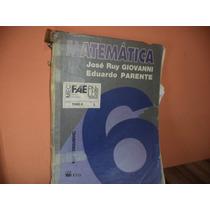 Matemática José Ruy Giovanni E Eduardo Parente