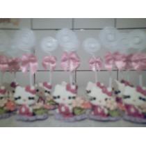 10 Lembrancinhas* Hello Kitty* Aniversário* Nascimento