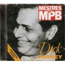 Cd Mestres Da Mpb - Dick Farney - Novo Lacrado***