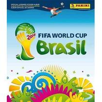 Figurinhas Álbum Copa Do Mundo 2014 Brasil - Tenho Várias