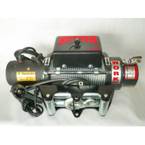 Guincho, Redutor Eletrico Off Road, Work 9000lbs, 4100kgf