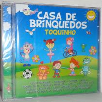 Cd Toquinho - Casa De Brinquedos