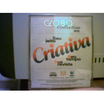 Cd Globo Collection Mpb (criativa)